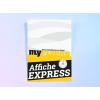 Service Impression affiche express livraison en 48h