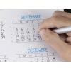 Impression calendrier sous-main