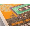 Flyer vernis paillette argent