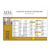 Calendrier immobilier A4 2021