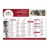Calendrier immobilier 2021